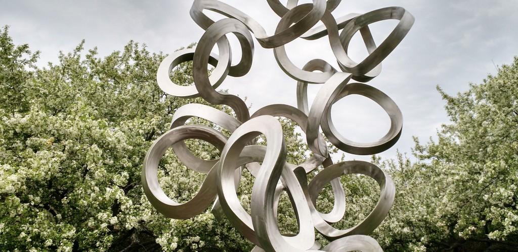front sculpture
